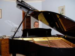 Robert Ramskill - CCA's Composer of the Month, DECEMBER 2012