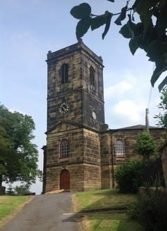 David Fisher - St Michael's Church, Madeley