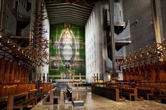 David Fisher - Coventry Cathedral