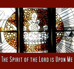 David Fisher - The Spirit of the Lord is upon me