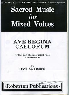 David Fisher - Ave Regina caelorum